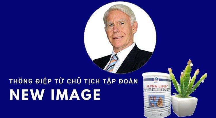 Thông điệp từ chủ tịch tập đoàn New Image