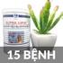 15 Bệnh sữa non Alpha Lipid hỗ trợ điều trị hiệu quả
